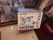 BROTHER Sewing Machine LS-2125